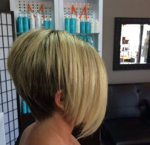 The Best 100 Latest Easy Haircuts Short In Back Longer In Front Pictures
