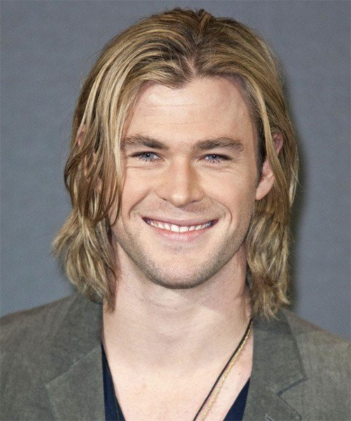The Best Chris Hemsworth Hairstyle Hair Pictures