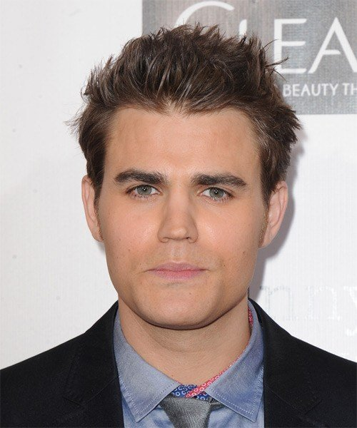 The Best Paul Wesley Haircut Haircuts Models Ideas Pictures