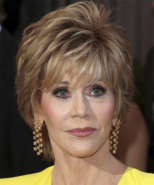 The Best 12 Jane Fonda Hairstyles Hair Cuts And Colors Pictures