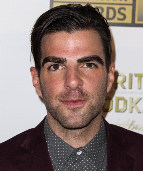 The Best Zachary Quinto Hairstyles Hair Cuts And Colors Pictures