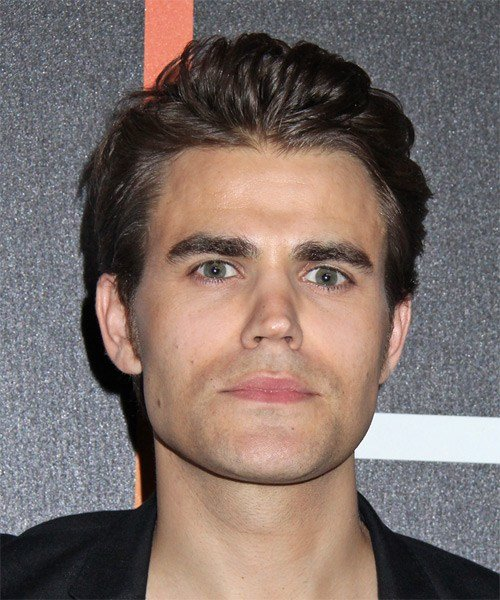 The Best 11 Paul Wesley Hairstyles Hair Cuts And Colors Pictures