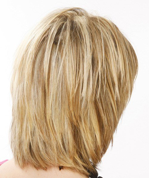 The Best Casual Medium Straight Hairstyle With Layered Bangs Pictures