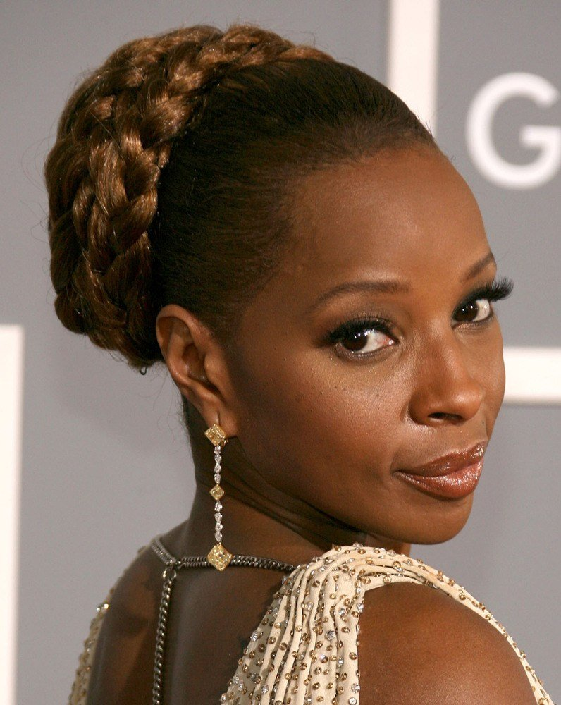 The Best 25 Updo Hairstyles For Black Women Black Updo Hairstyles Pictures