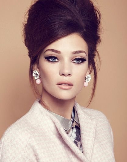 The Best 25 Swinging 60S Hairstyles For Mod B*B*S And Groovy Girls Pictures