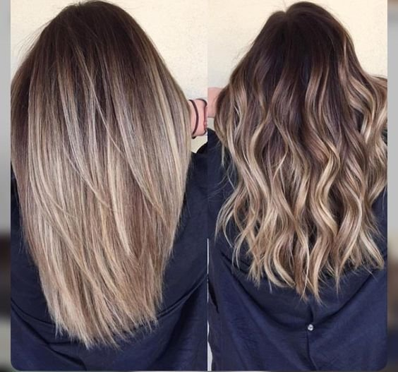 The Best Blonde Balayage Hair Colors With Highlights Balayage Blonde Pictures
