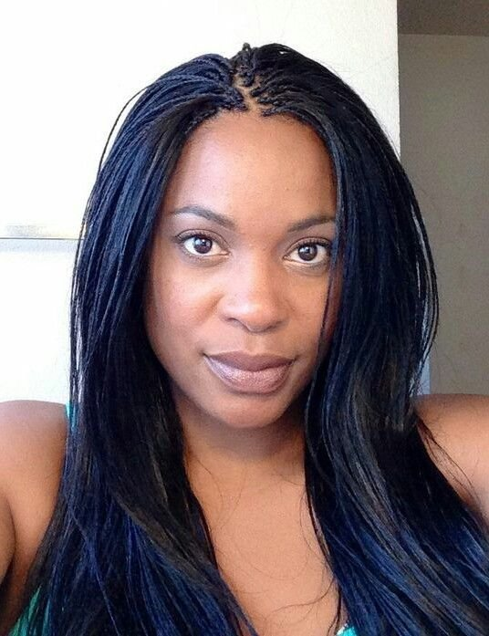 The Best 30 Protective Tree Braids Hairstyles For Natural Hair Pictures