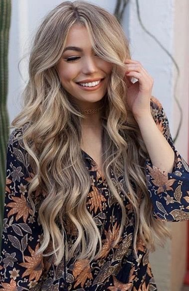 The Best 35 Sophisticated Summery Sandy Blonde Hair Looks Pictures