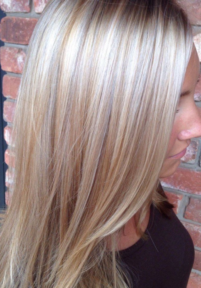 The Best Natural Blonde Highlights On Brown Hair Holleewood Hair Pictures
