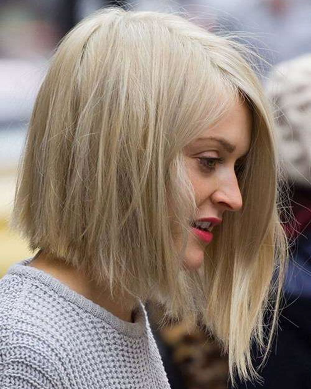 The Best Asymmetrical Long Bob Hairstyles 2019 Are At The Forefront Pictures