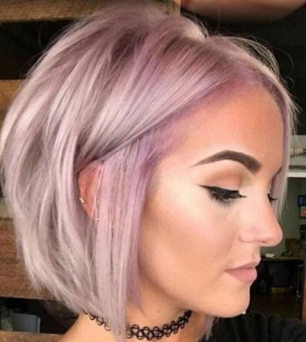 The Best Short Hairstyles 2019 And Haircuts For Fine Hair Pictures