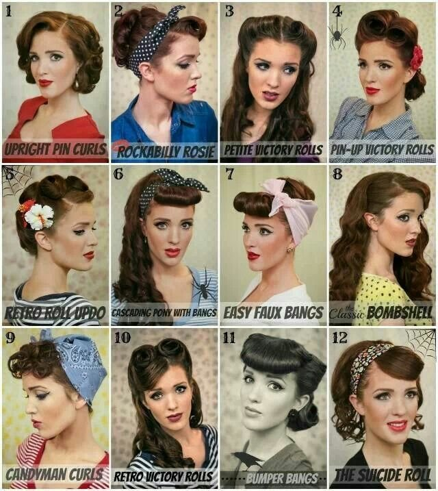 The Best How To Modern Pin Up Styles You Need To Know Pictures