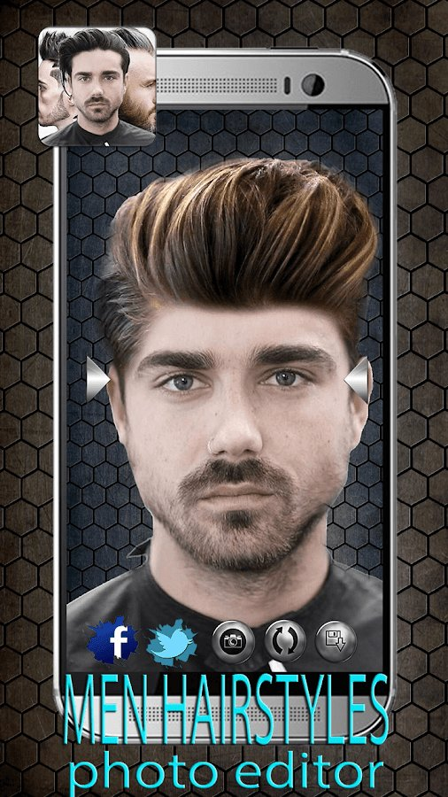 The Best Men Hairstyles Photo Editor Android Apps On Google Play Pictures