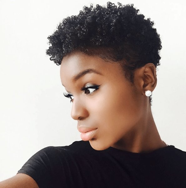 The Best Instafeature Tapered Cut On Natural Hair – Dennydaily Pictures