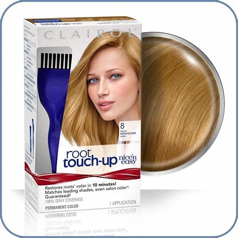 The Best Amazon Com Clairol Nice N Easy Root Touch Up 8 Matches Pictures