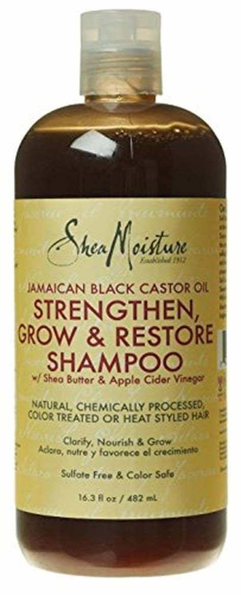The Best Shea Moisture Jamaican Black Castor Oil Strengthen Grow Restore Shampoo 16 3Oz Desertcart Pictures