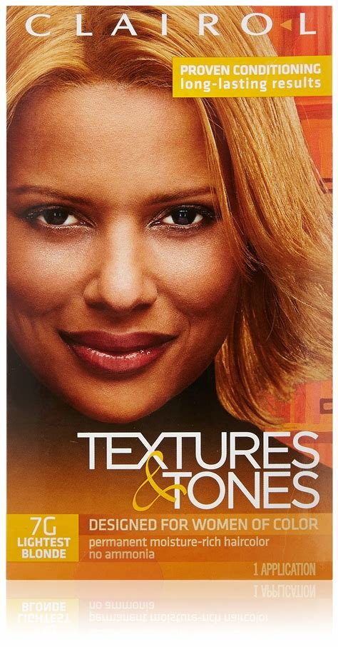 The Best Amazon Com Clairol Professional Textures And Tones Permanent Hair Color Honey Blonde Pictures