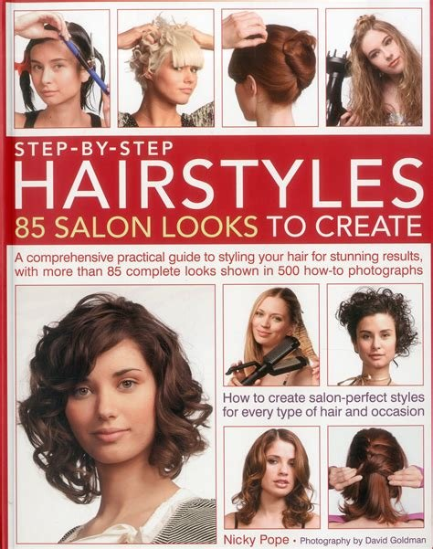 The Best Beauty Salon Hairstyle Books Hair Pictures