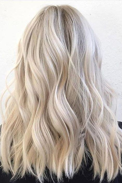The Best 10 Blonde Hair Colors For 2019 D*Rty Honey Dark Blonde Pictures