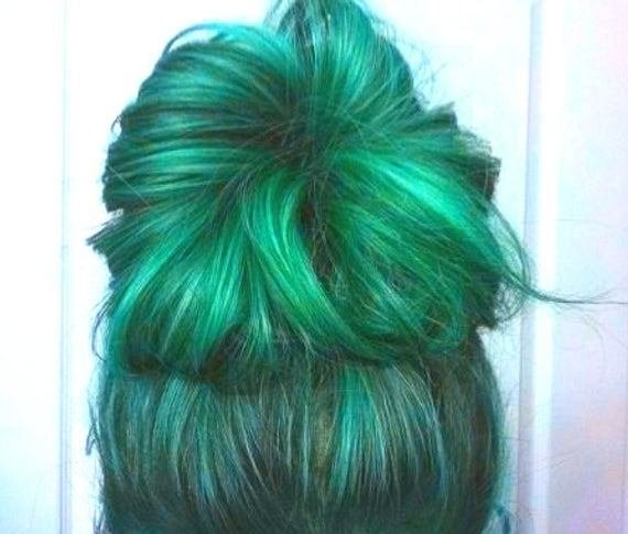 The Best Items Similar To Hair Chalk Teal Temporary Hair Color Chalk Pastel Dye On Etsy Pictures