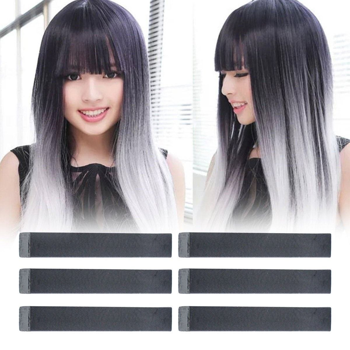 The Best 6 Best Temporary Jet Black Hair Dye For Dark And By Pictures