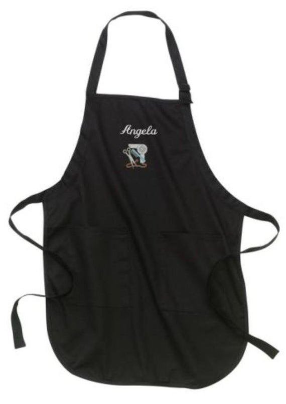 The Best Personalized Stylist Apron Cosmetology Aprons Hair Stylist Pictures