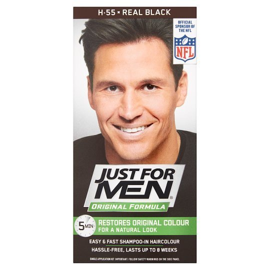 The Best Just For Men Hair Colourant Real Black Tesco Groceries Pictures