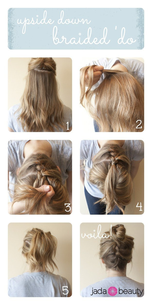 The Best 22 No Heat Styles That Will Save Your Hair Pictures
