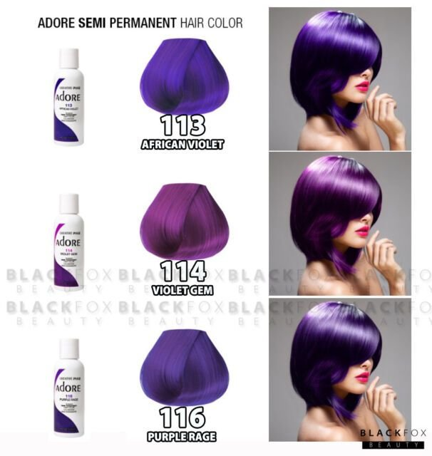 The Best Creative Image Adore Semi Permanent Hair Color 113 Pictures