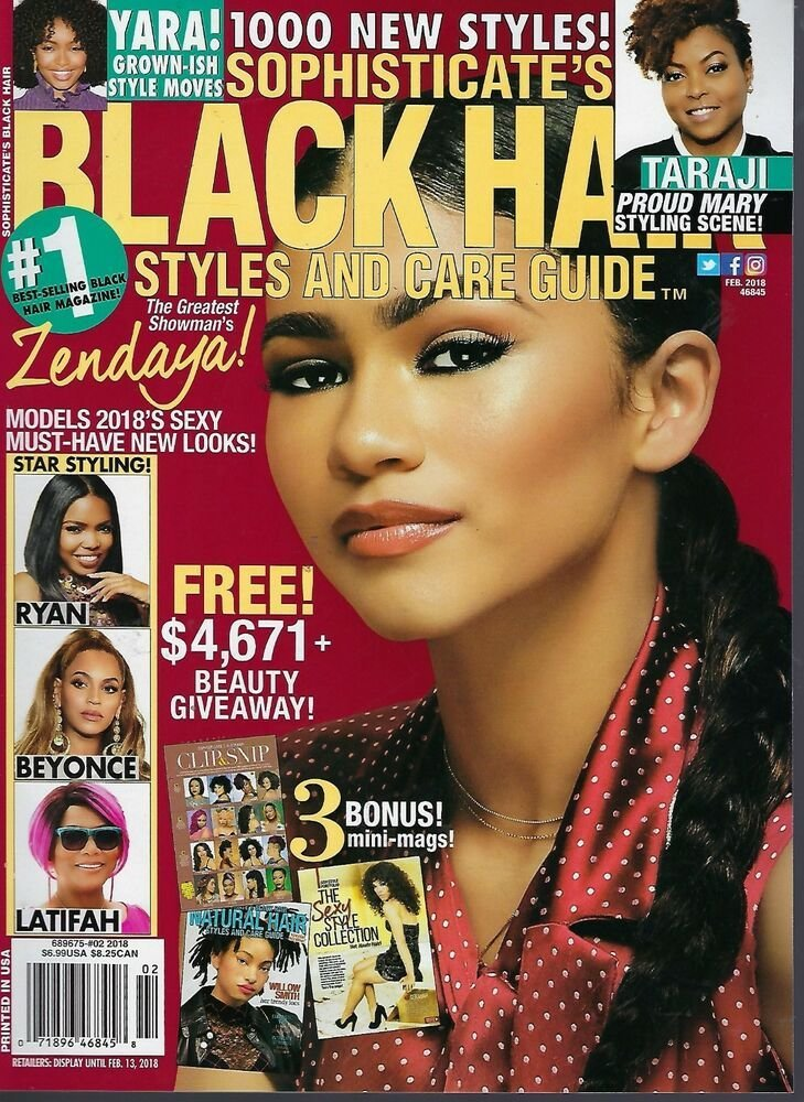 The Best Sophisticate S Black Hair February 2018 With Zendaya Ebay Pictures