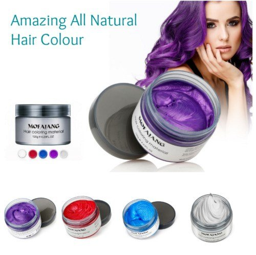The Best Instant Hair Colour Temporary Colour Wax Washout Dye Pictures