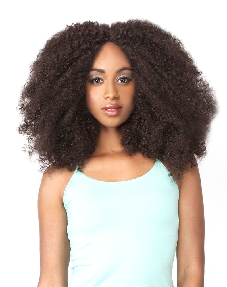 The Best Lh Afro K*Nky The Wig Brazilian Human Hair Blend Pictures
