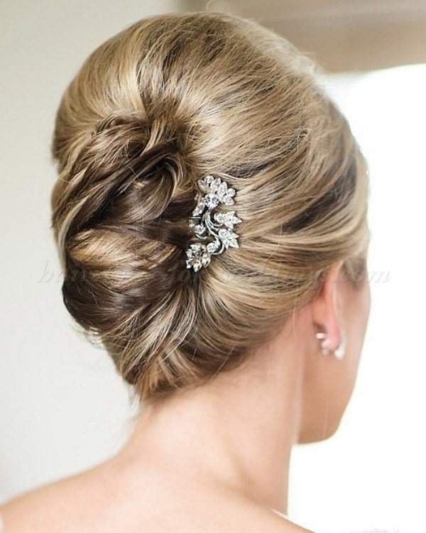 The Best 21 Elegant French Twist Updos To Get Inspired Weddingomania Pictures