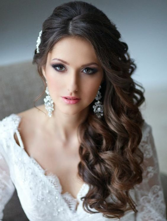 The Best 34 Elegant Side Swept Hairstyles You Should Try Weddingomania Pictures