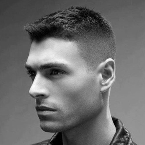 The Best 10 Short Hairstyles For Men Man Of Many Pictures