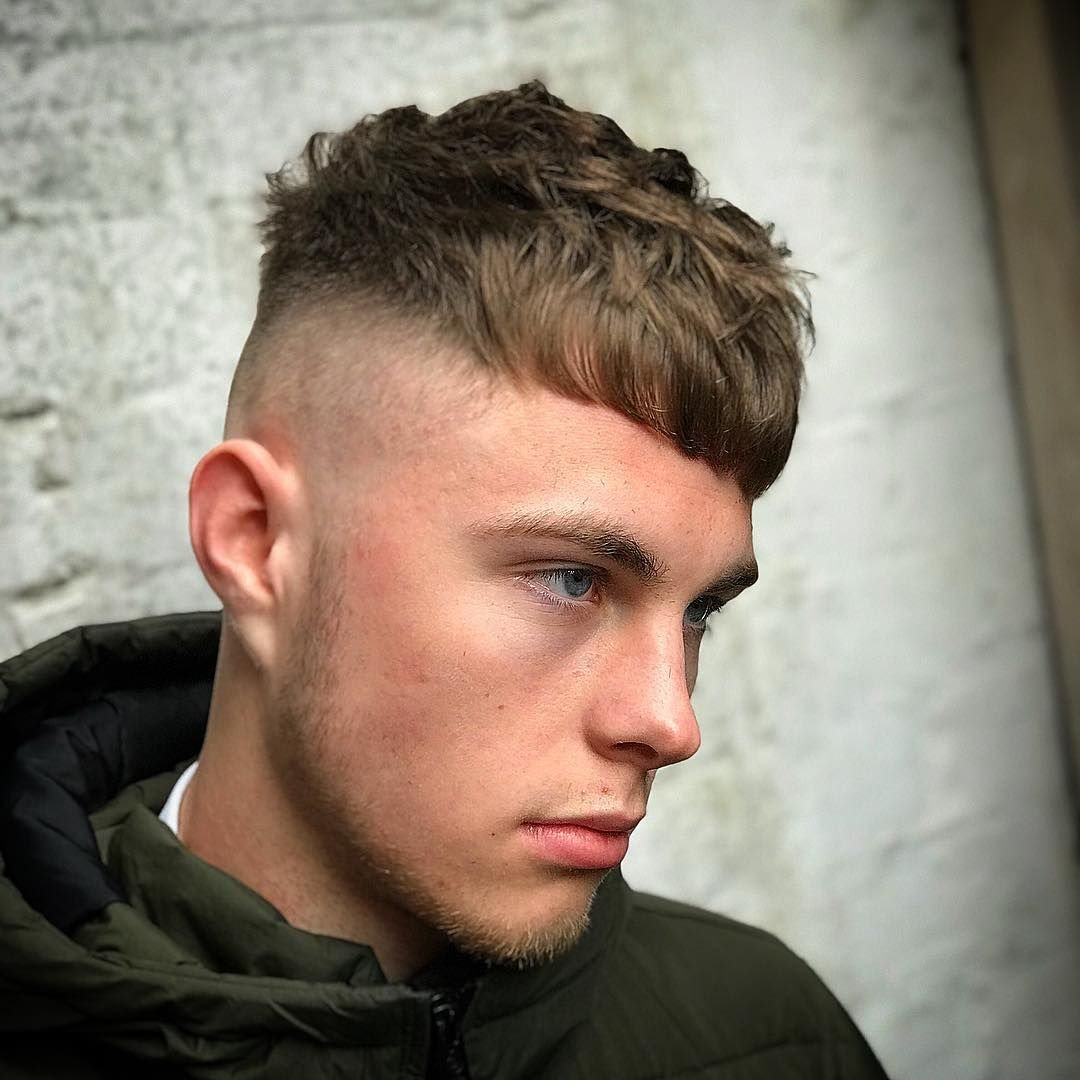 The Best French Crop Fade 2019 Best Mens Hairstyle Variations Pictures