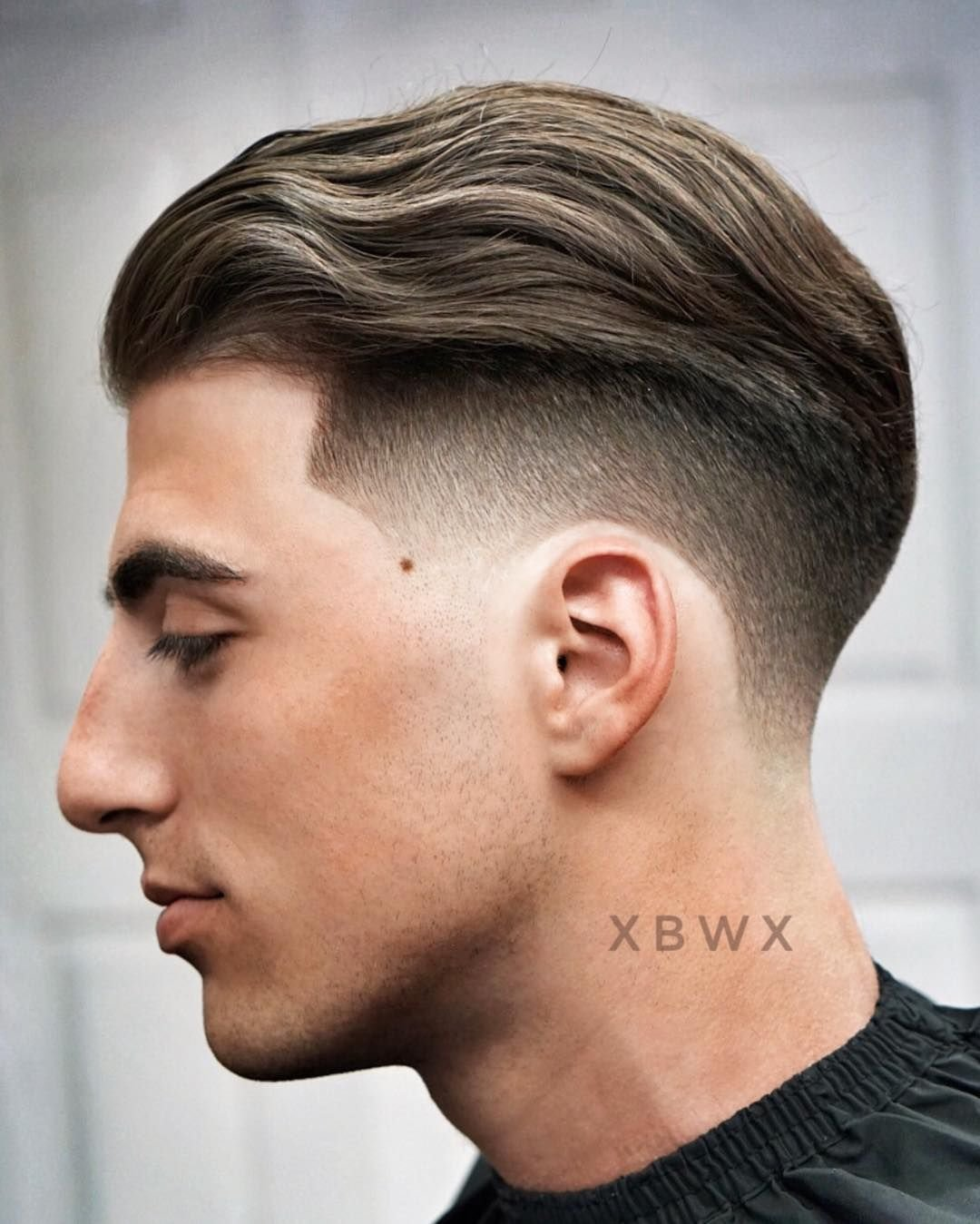 The Best 73 Cool Slick Back Mens Hair Cuts 2019 Updated Gallery Pictures