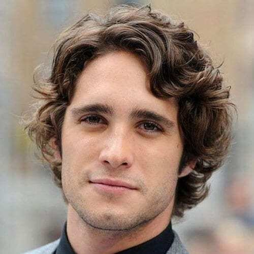 The Best 50 Smooth Wavy Hairstyles For Men Men Hairstyles World Pictures