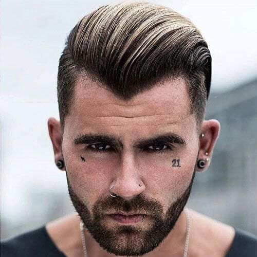 The Best 50 Hairstyles For Men With Receding Hairlines Men Pictures