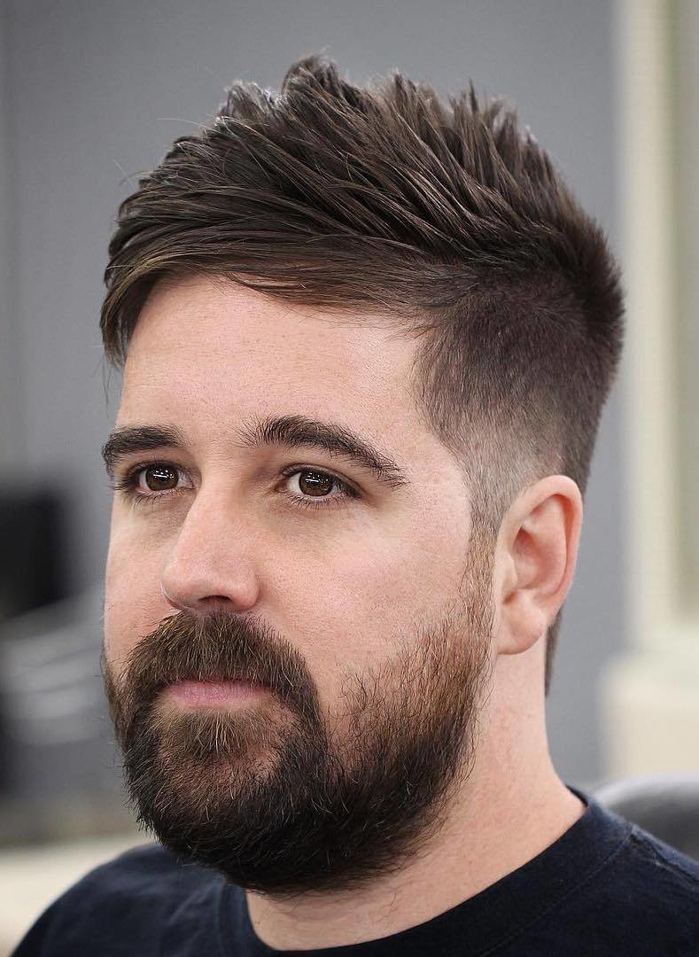 The Best 20 Hairstyles For Men With Thin Hair Add More Volume Pictures