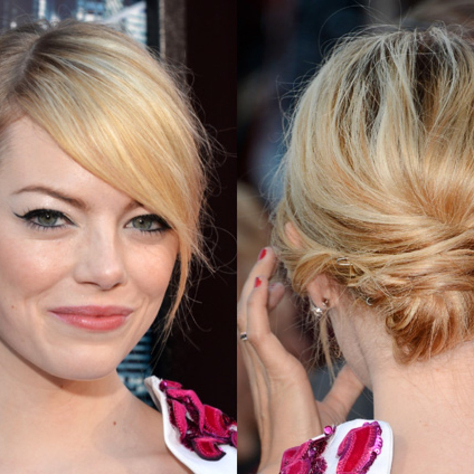 The Best 31 Brand New Party Hairstyles To Try Allure Pictures