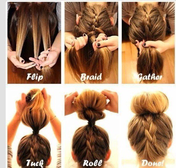 The Best Cute Easy Hairstyles You Can Do Yourself Hair Pictures