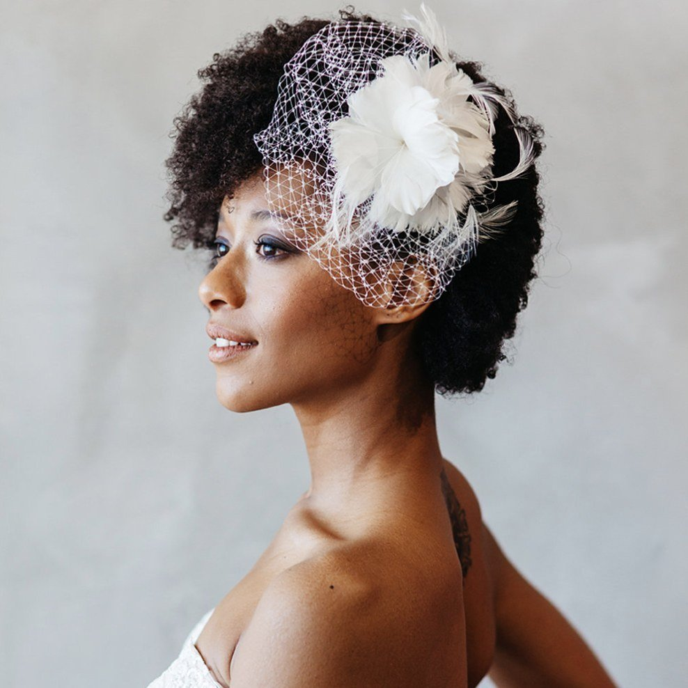 The Best 19 Wedding Hair Accessories For Every Type Of Bride Brides Pictures