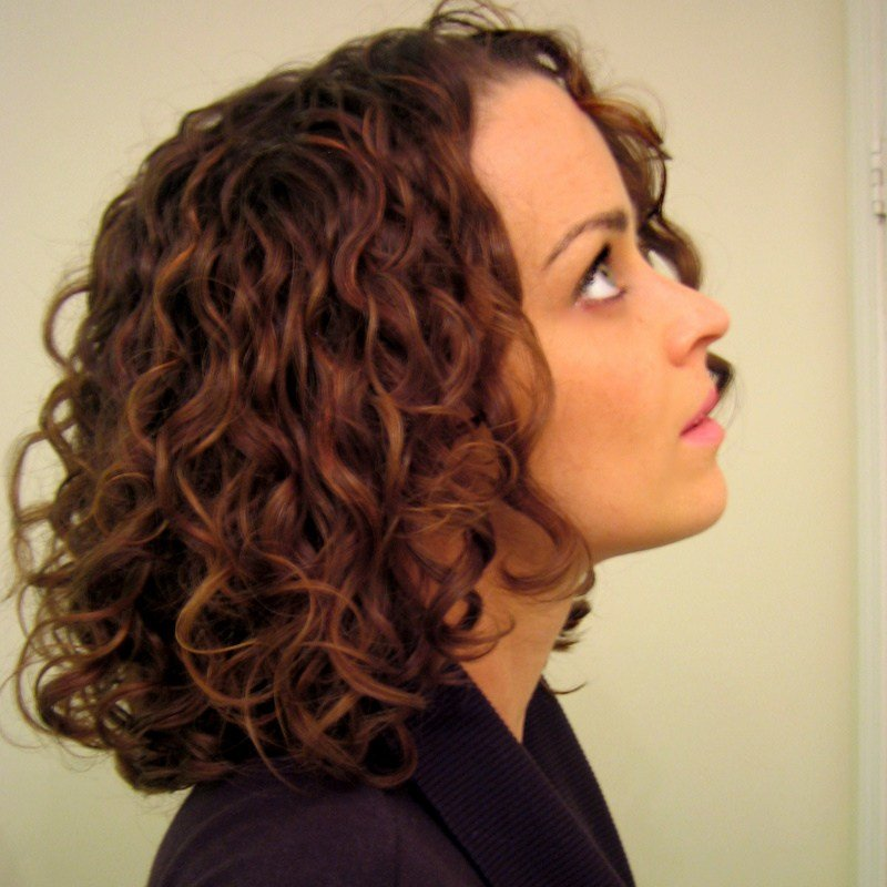 The Best Curly Hair Girl – Meghan Did It Pictures