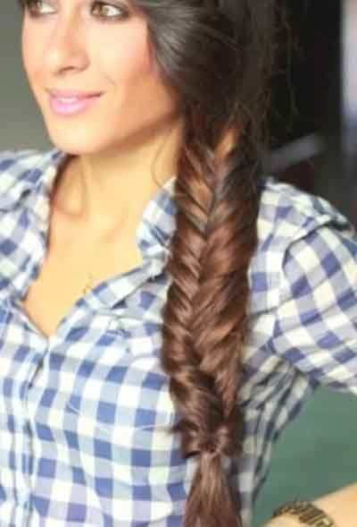 The Best Fishtail Braid Hairstyles For Black Women African Pictures