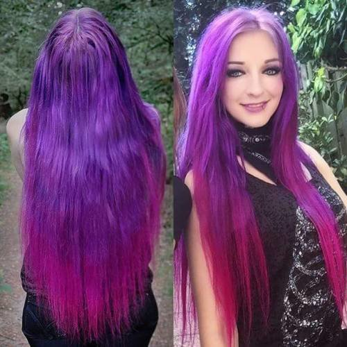 The Best Dyed Hair On Tumblr Pictures