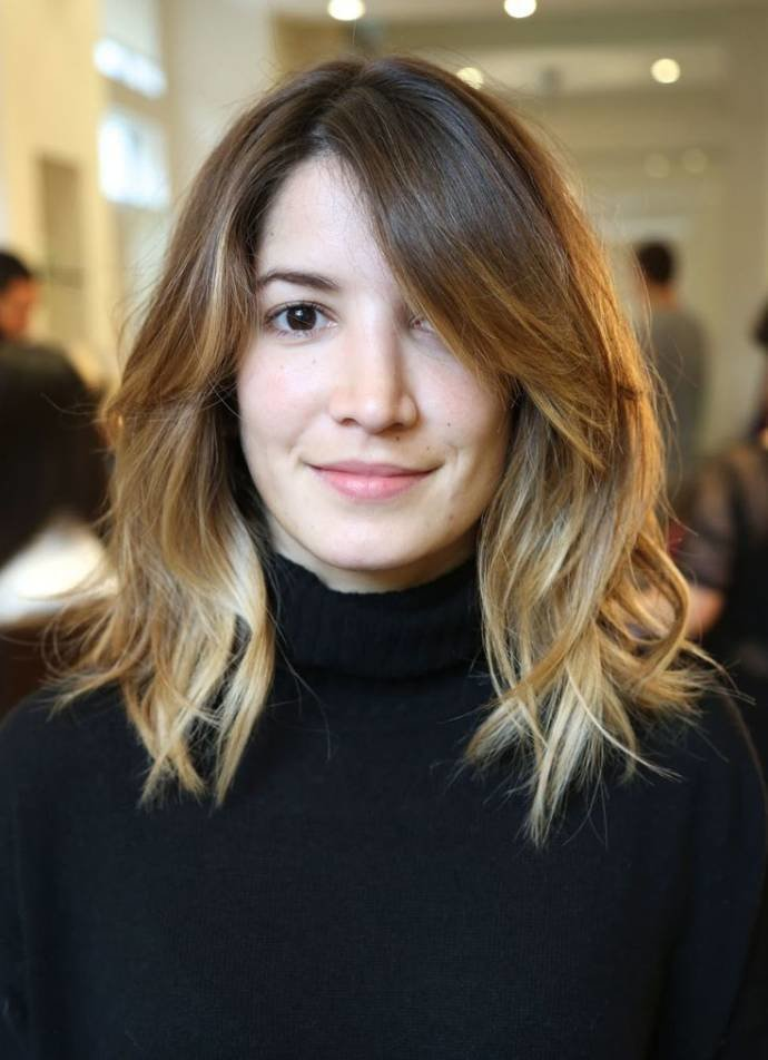 The Best Best Medium Length Hairstyles With Highlights Pictures
