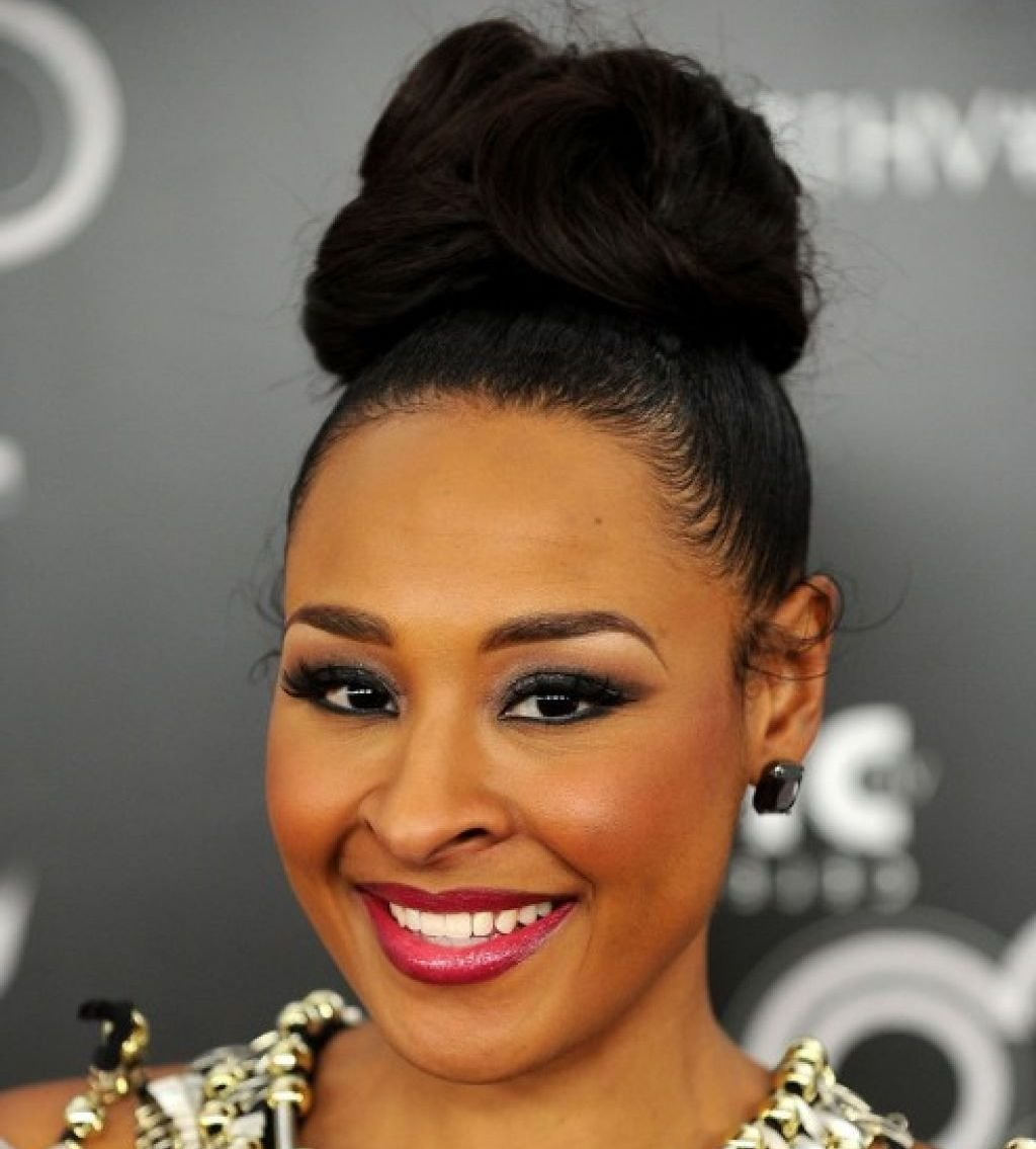 The Best 15 Updo Hairstyles For Black Women Who Love Style Pictures