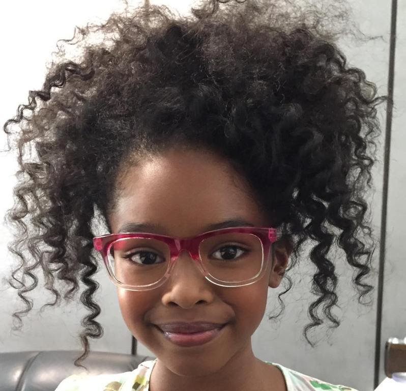 The Best 13 Natural Hairstyles For Kids With Long Or Short Hair Pictures