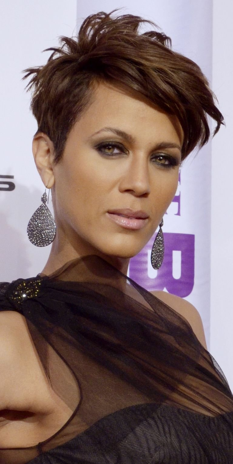 The Best Short Edgy Haircuts For Black Women Pictures